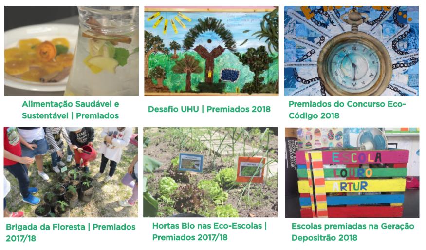 edb1bb1b722 Resultados dos Desafios Eco-Escolas 2017-2018 – ABAE